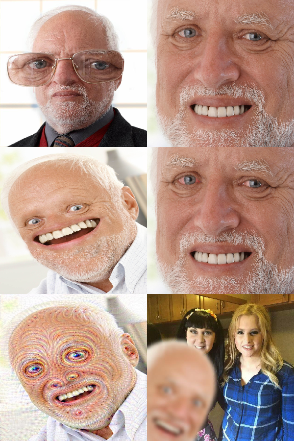 4chan images with Harold