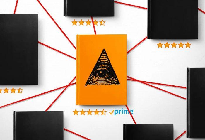 Amazon books disinformation