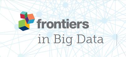 Frontiers in Big Data